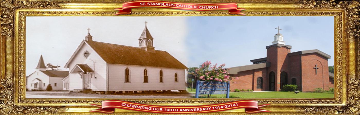 St  Stanislaus Roman Catholic Church | Castle Hayne | North Carolina